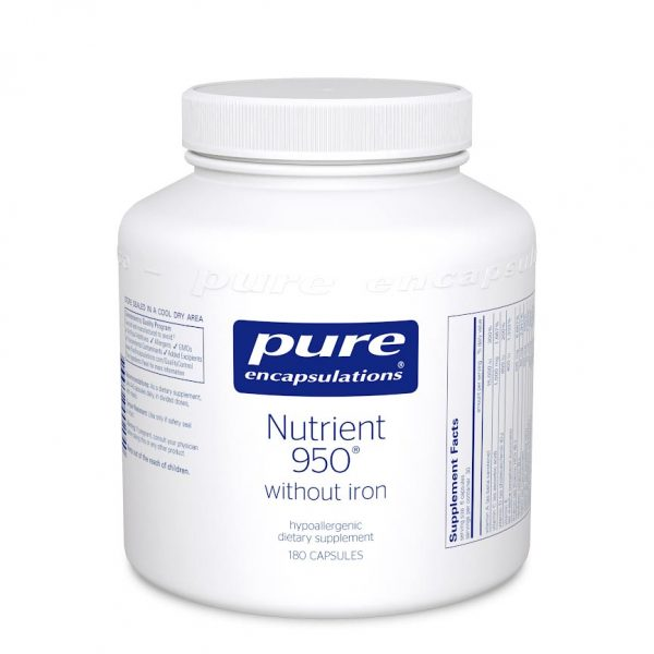 Nutrient 950® without Iron